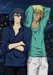 ES21: Kakei and Mizumachi