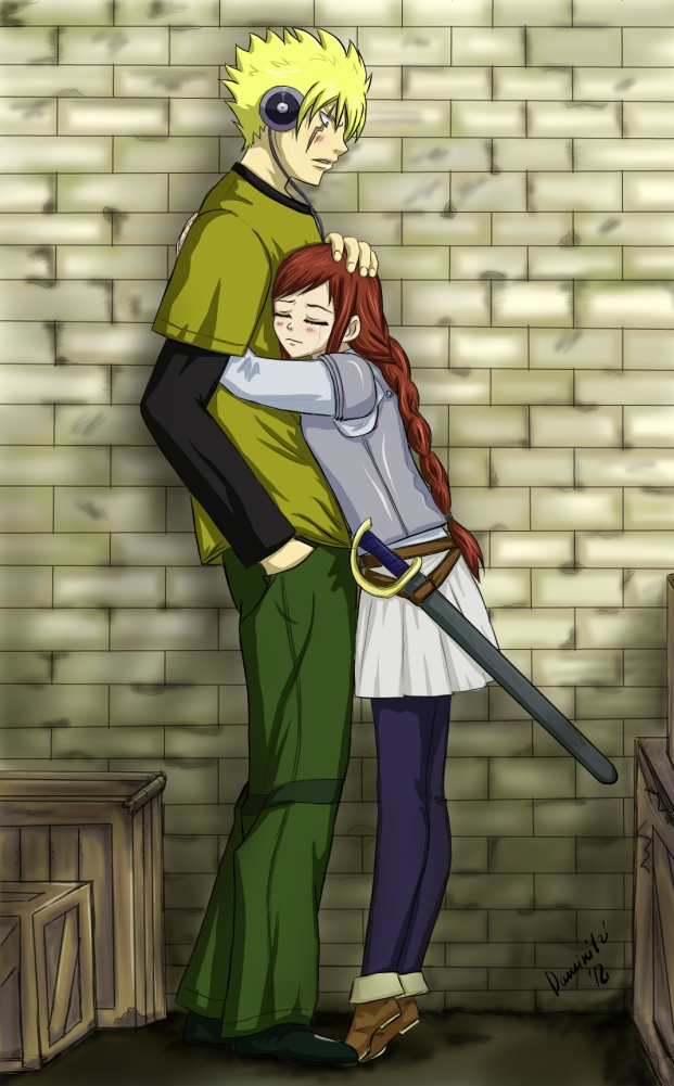 Laxus erza lemon laxus and erza teenagers by