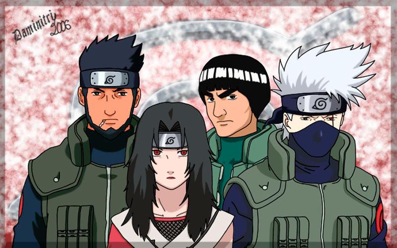 Naruto Sensei
