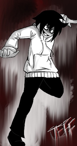 Jeff the Killer by 1Cool-Girl