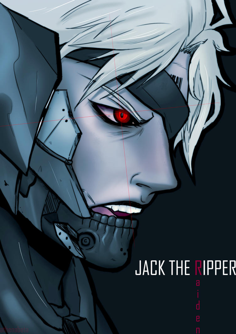 JACK THE RIPPER by athenabeta