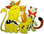 Xiaolin Cats Team