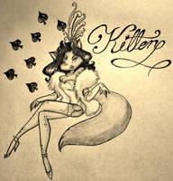 Miss Kitten by Jburke2101