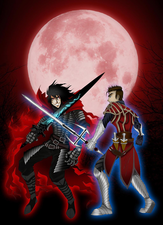 Night's Showdown by Jburke2101