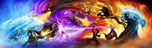 Disney Death Battle - Part 2