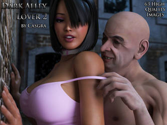 Dark Alley Lover 2 by Cazgra