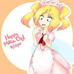 [11-20-17] Happy Mika Day! by Hazama-Yuutou