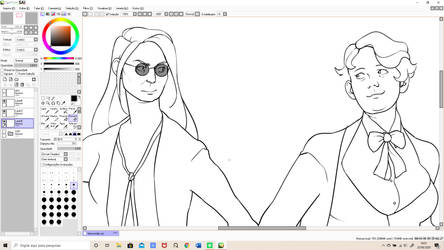 Ineffable Wives WIP