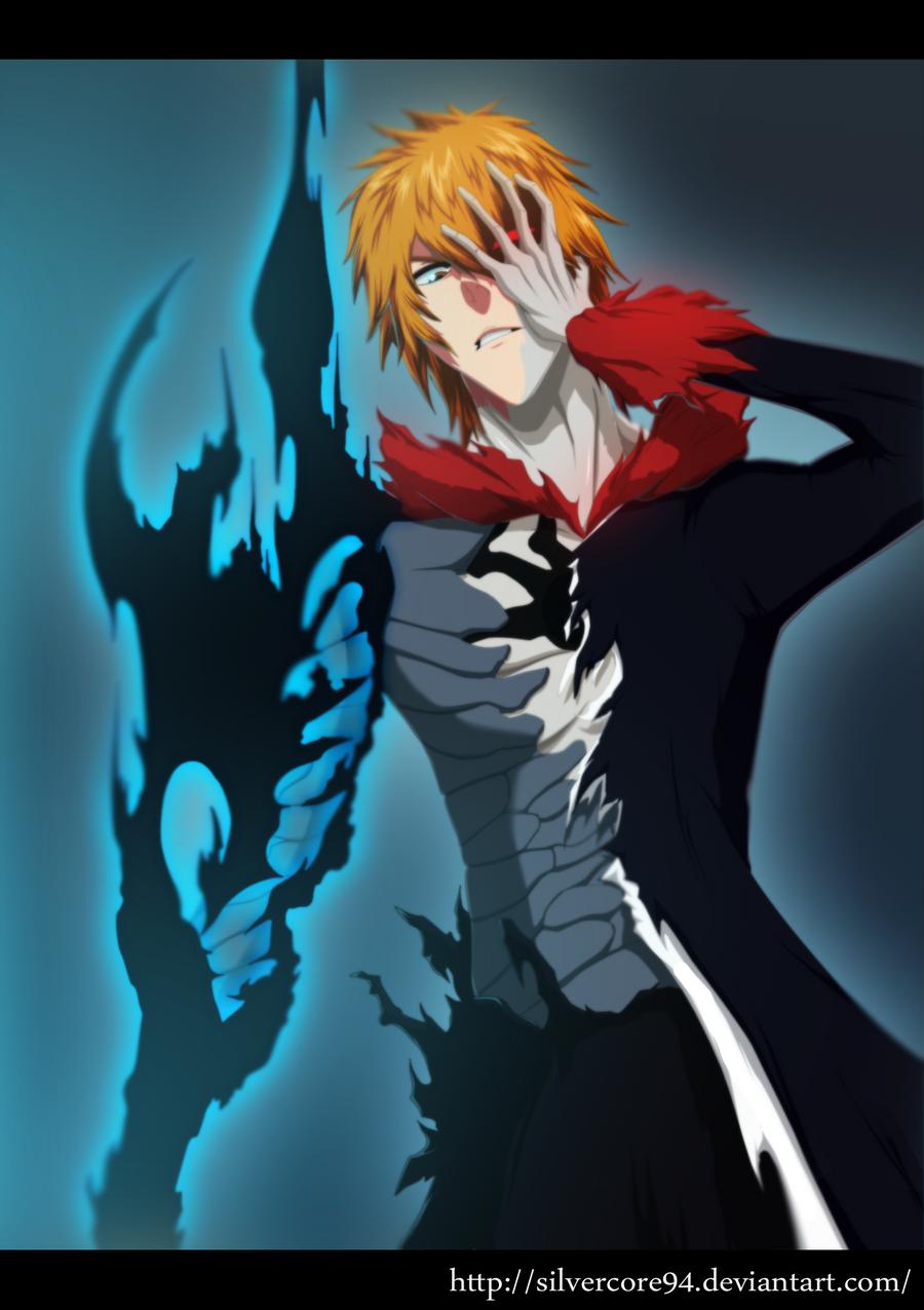 Bleach - III forms of Kurosaki by SilverCore94 on DeviantArt