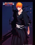 Bleach 444 'Rising' - Ichigo