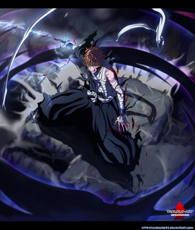 Hollow Final Getsuga Tenshou By SilverCore94