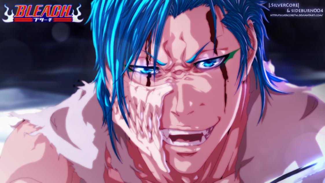 Brutal Badass Grimmjow by SilverCore94