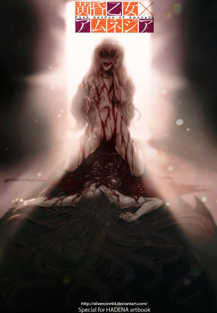 Tasogare Otome x Amnesia by SilverCore94