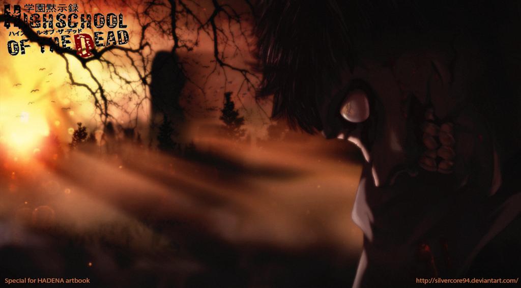 HOTD - Dead Walker's by SilverCore94