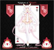[PK] Queen of Hearts - Colette Mercier by Neruchi
