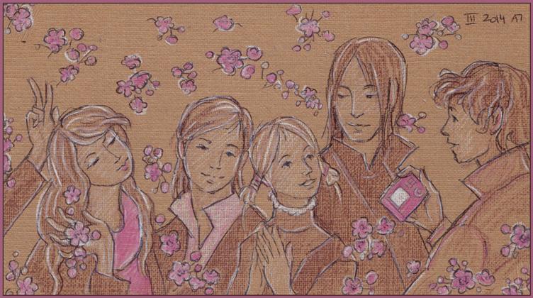 Spring design by nan-says