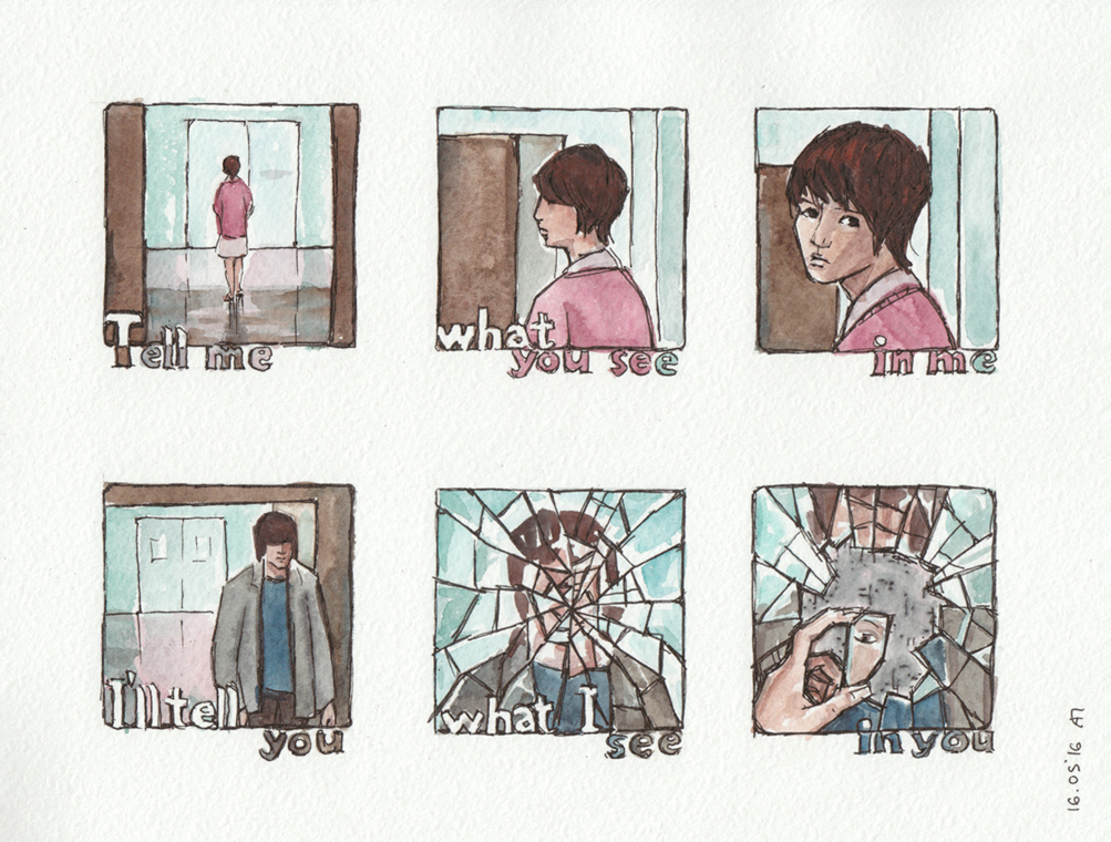 What you see by nan-says