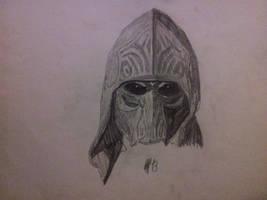 Nachtigellen helmet by FFF13