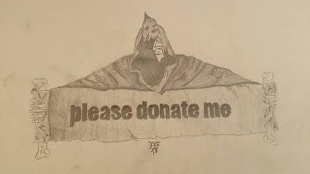 please donate me by FFF13