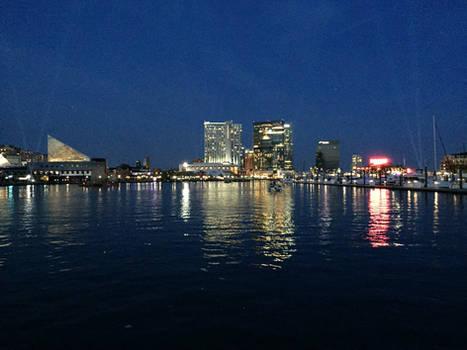 Baltimore MD Inner Harbor 2018 [1]
