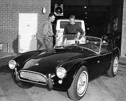 Steve McQueen and Carroll Shelby [4]