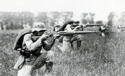 Lithuanian Enfield Rifles 1920???