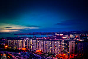 Severomorsk by DIATOMICdnb