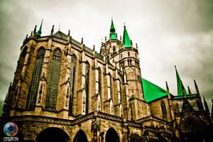 Erfurter Dom by DIATOMICdnb