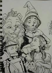 The Wizard of Oz by EpicBenjaminJ