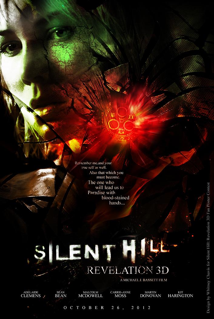 silent hill revelation 3d full movie