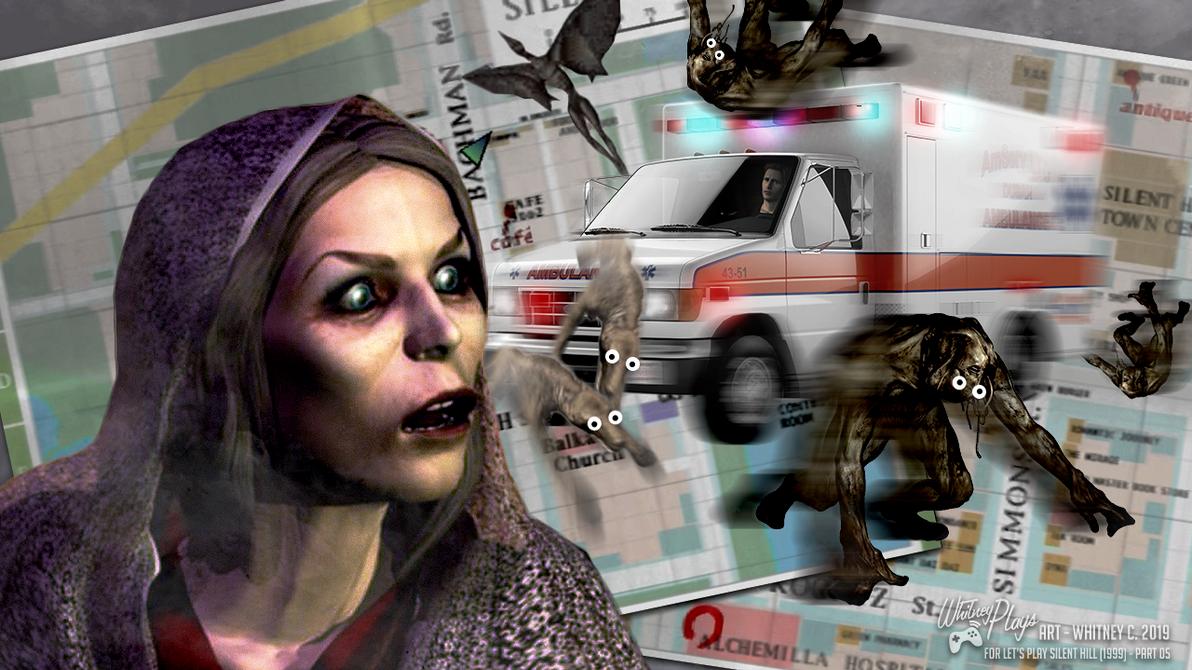 Silent Hill Ambulance Ending Joke Image by whitneyc on DeviantArt
