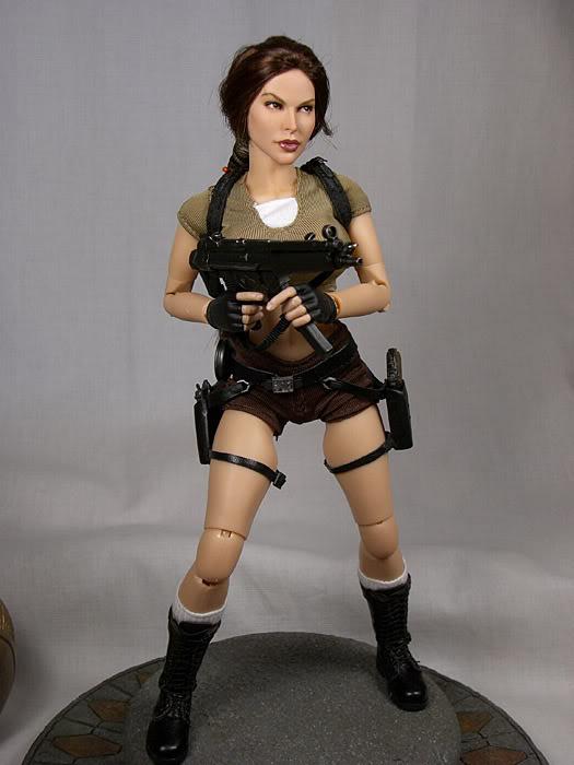 Lara Croft 1 by RoyStanton