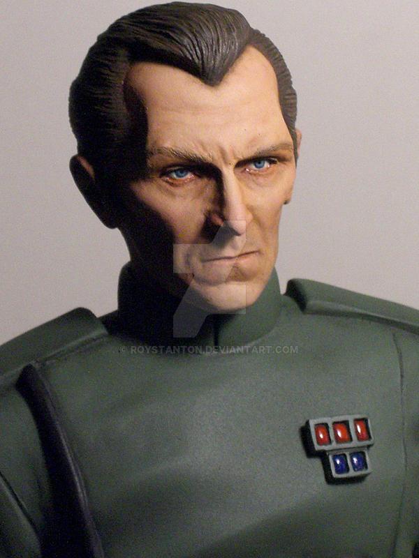 Capt. Tarkin 18 by RoyStanton
