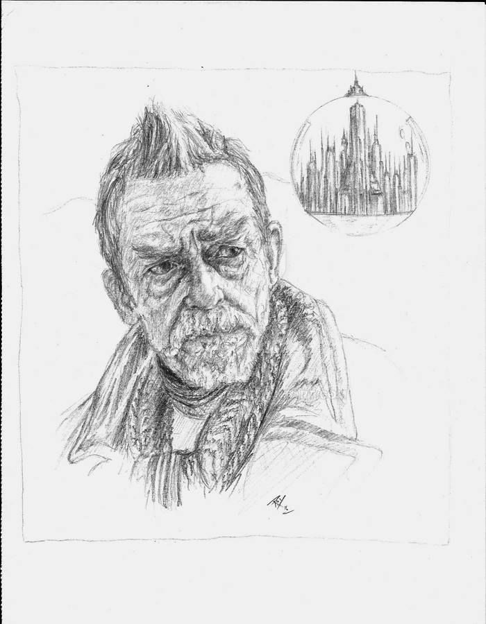 War Doctor by RoyStanton
