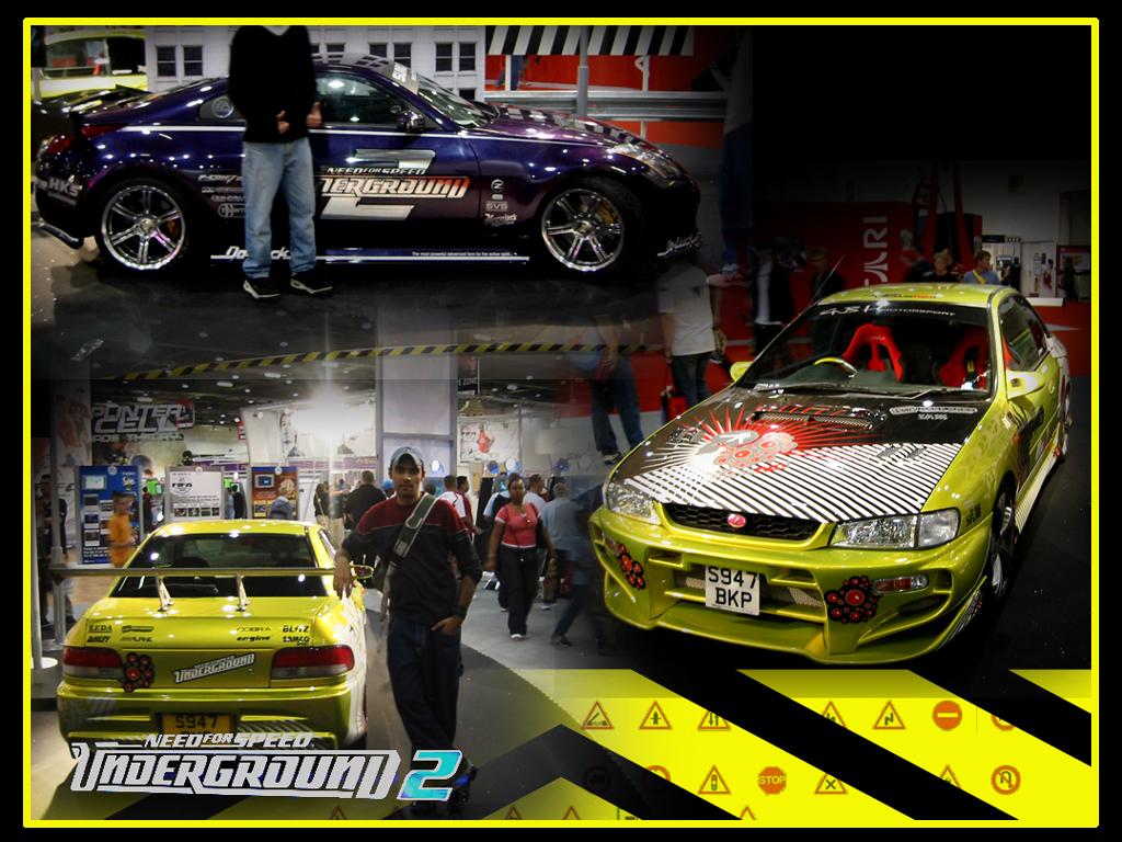 Need For Speed Underground 2 By Xotick On Deviantart