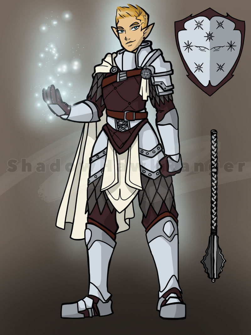 Cleric of Selune