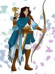 Commission: Dragon Ranger