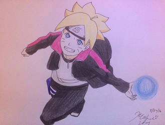 Boruto!!!  by Mailee0321Vang