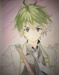 Haruhiko Ichigo  by Mailee0321Vang