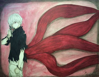 Kaneki Ken  by Mailee0321Vang