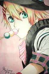 Syo Kurusu : Uta No Prince Sama  by Mailee0321Vang