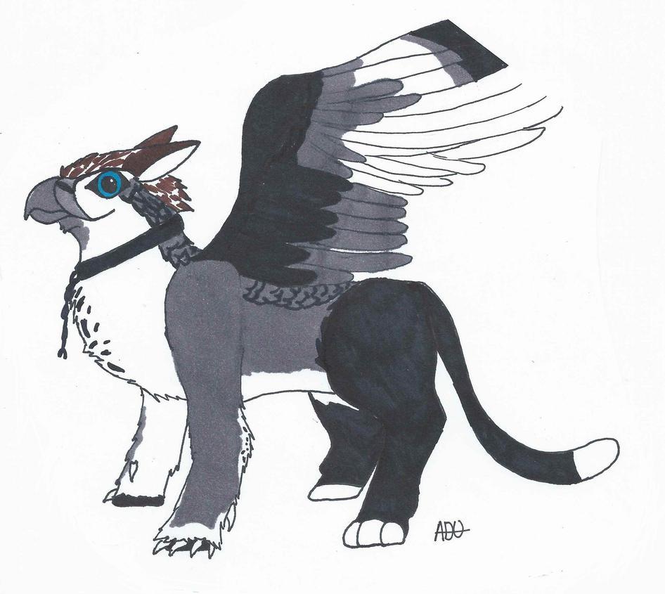 Osprey Gryphon by ADU101