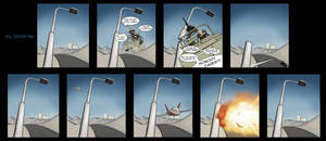 BF3: Those Lampposts...