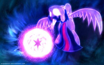 Birth of a new star