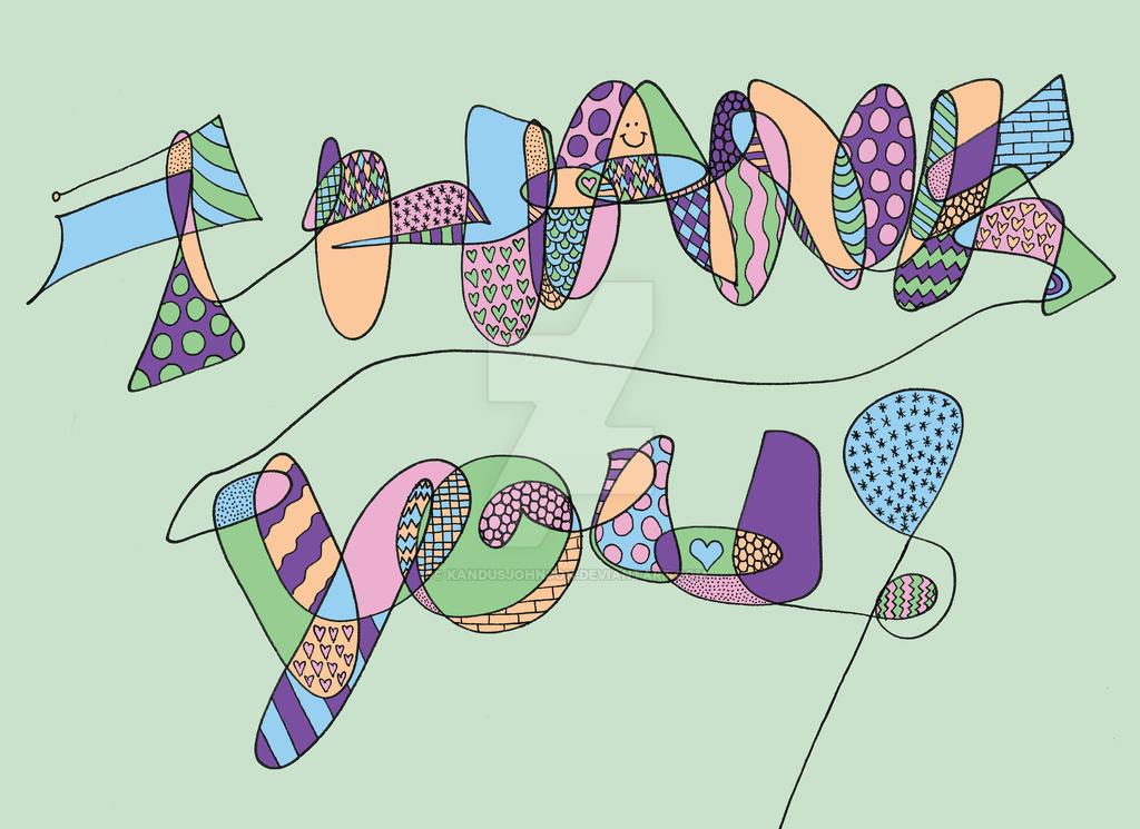Thank You by KandusJohnson