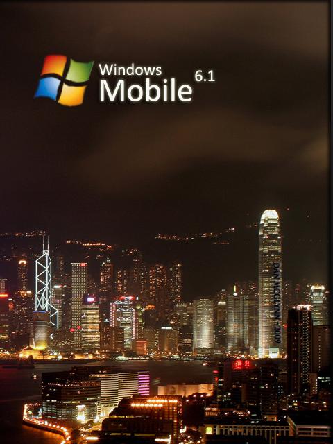 Windows Mobile 6.1 Wallpaper by Mccoy88f on DeviantArt