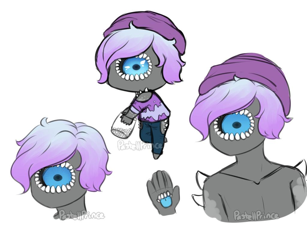 Xynthii child by PastellPrince