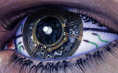Clockwork Eye 2.0 by Sux2BeMe