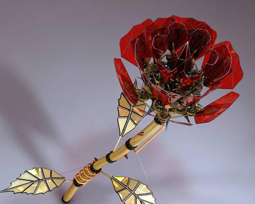 Clockwork Rose