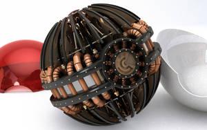 Steampunk Poke'ball